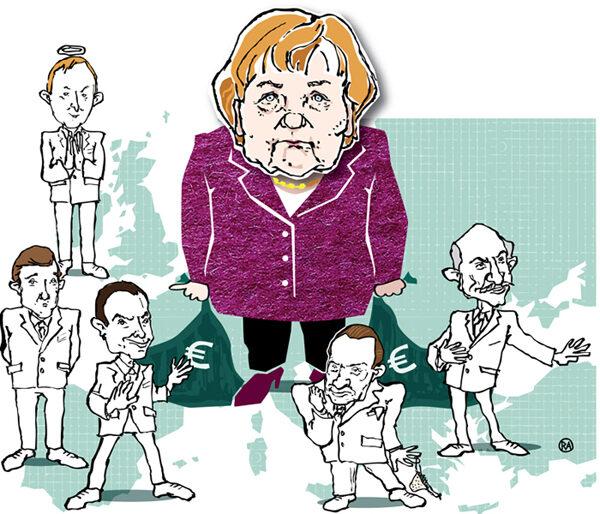 Rikke Ahm: EUROBALLADEN
