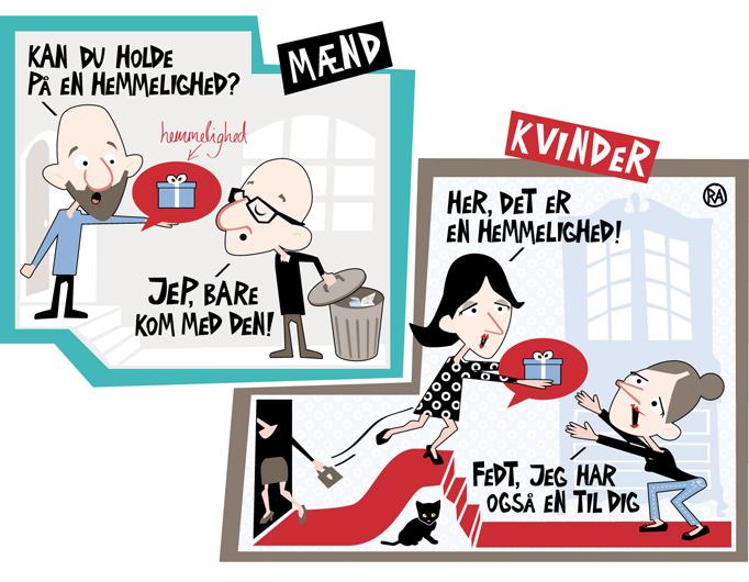 Rikke Ahm: HEMMELIGHEDER